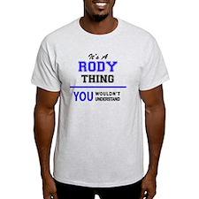 Unique Rody T-Shirt