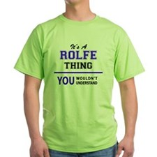 Funny Rolfing T-Shirt