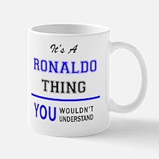 Cute Ronaldo Mug