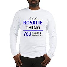 Cute Rosalie Long Sleeve T-Shirt