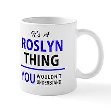 Cool Roslyn Mug