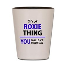 Roxy Shot Glass