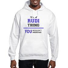 Unique Rudy Hoodie