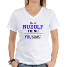 Unique Rudolf Shirt