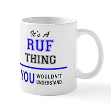 Unique Ruffed Mug
