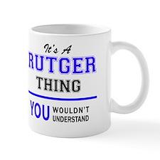Unique Rutgers Mug