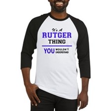 Unique Rutgers Baseball Jersey