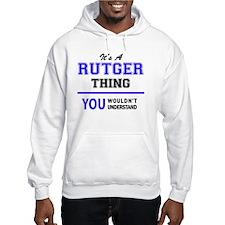 Cute Rutgers Hoodie
