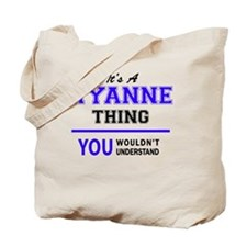 Cute Ryann Tote Bag
