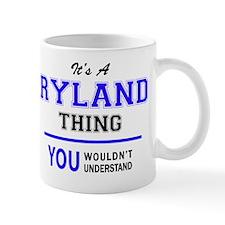 Unique Ryland Mug