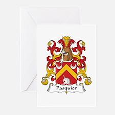 Pasquier Greeting Cards (Pk of 10)