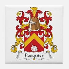 Pasquier Tile Coaster