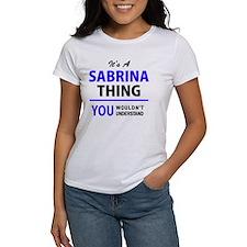 Cute Sabrina Tee