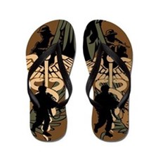Us Military Medicine Combat Flip Flops