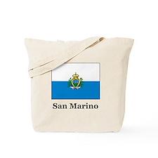 San Marino Tote Bag