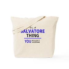 Unique Salvatore Tote Bag