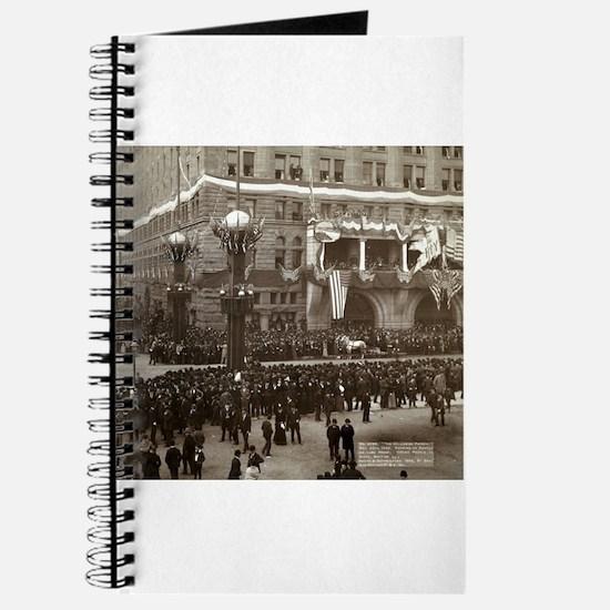 The Columbian Parade - Oct 20th 1892 - John Grabil