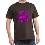 Behind the Curtain Dark T-Shirt