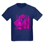 Behind the Curtain Kids Dark T-Shirt