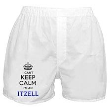 Funny Itzel Boxer Shorts