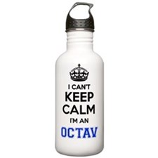 Funny Octaves Water Bottle