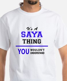 Unique Saya Shirt