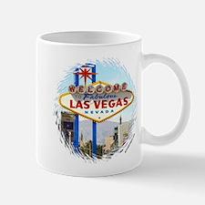 Las Vegas (day) Mug
