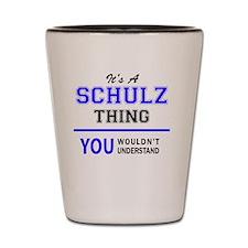 Cute Schulz Shot Glass