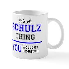 Unique Schulz Mug