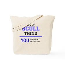 Cute Sculling Tote Bag