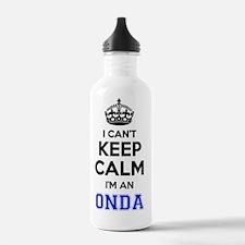 Funny Onda Water Bottle