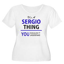 Cute Sergio T-Shirt