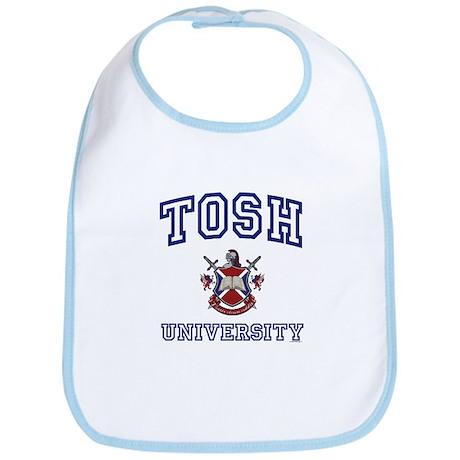 TOSH University Bib