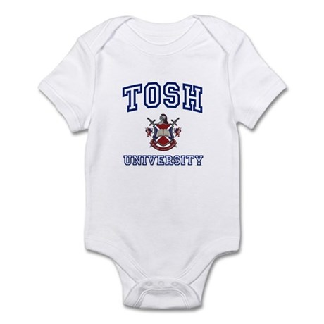 TOSH University Infant Bodysuit