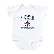 TOSH University Infant Bodysuit