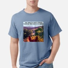 Through the ears of a horse. T-Shirt