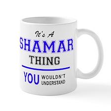 Cute Shamar Mug