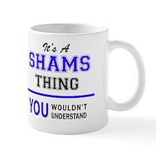 Unique Sham Mug