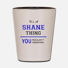 Funny Shane Shot Glass