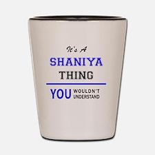Unique Shaniya Shot Glass
