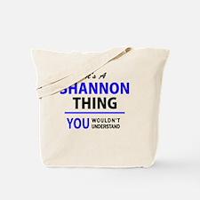 Cute Shannon Tote Bag