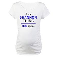 Unique Shannon Shirt