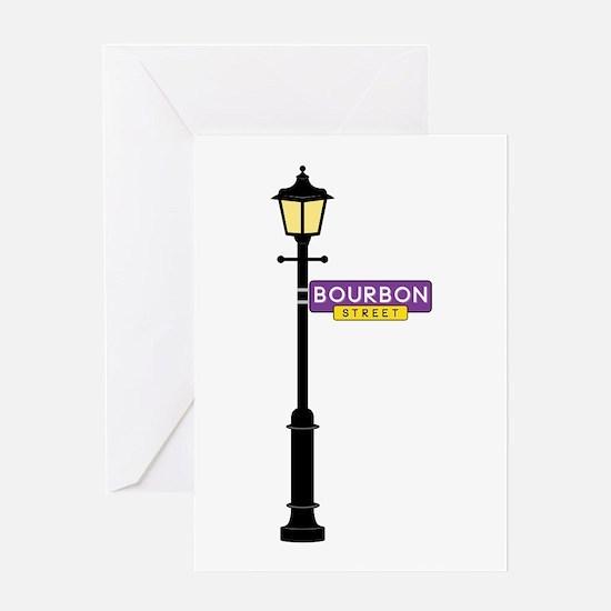Bourbon Street Greeting Cards