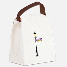 Bourbon Street Canvas Lunch Bag