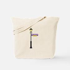 Bourbon Street Tote Bag
