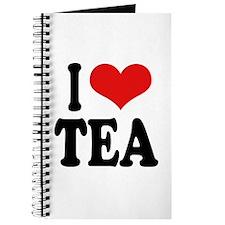 I Love Tea Journal