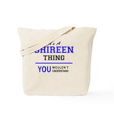 Cute Shireen Tote Bag