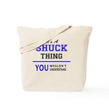 Cute Shucks Tote Bag