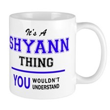 Unique Shyanne Mug