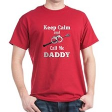Keep Calm Call Me Daddy T-Shirt